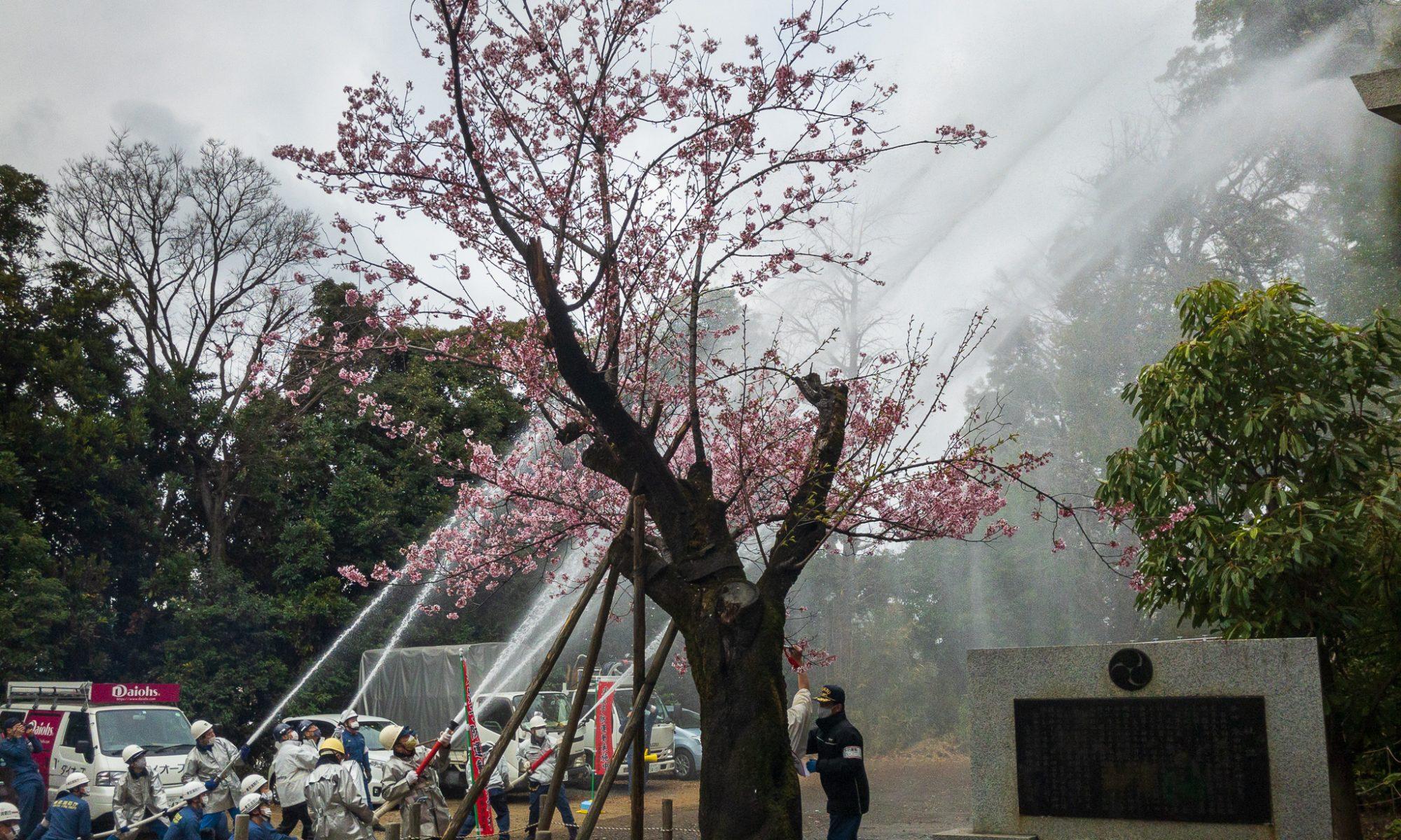 令和三年『雪ヶ谷八幡神社・春の防災訓練』神社が結ぶ地域の力